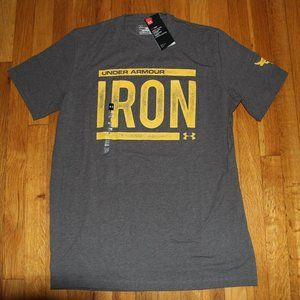 NEW Under Armour Project Rock Iron T-Shirt Men's M